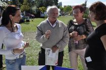setkání s občany na most. slavnosti 4